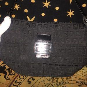 FENDI purse,Zucca pattern good shape